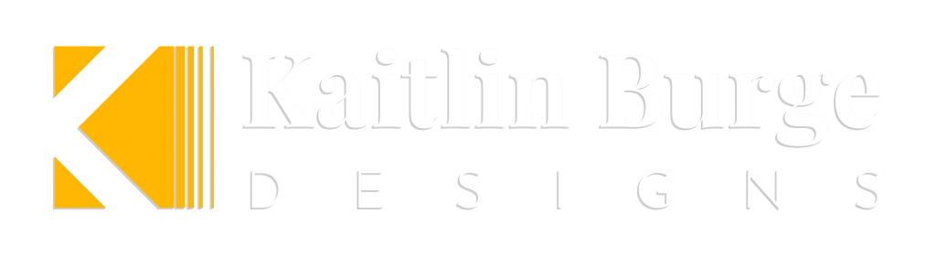 Kaitlin Burge Designs Logo