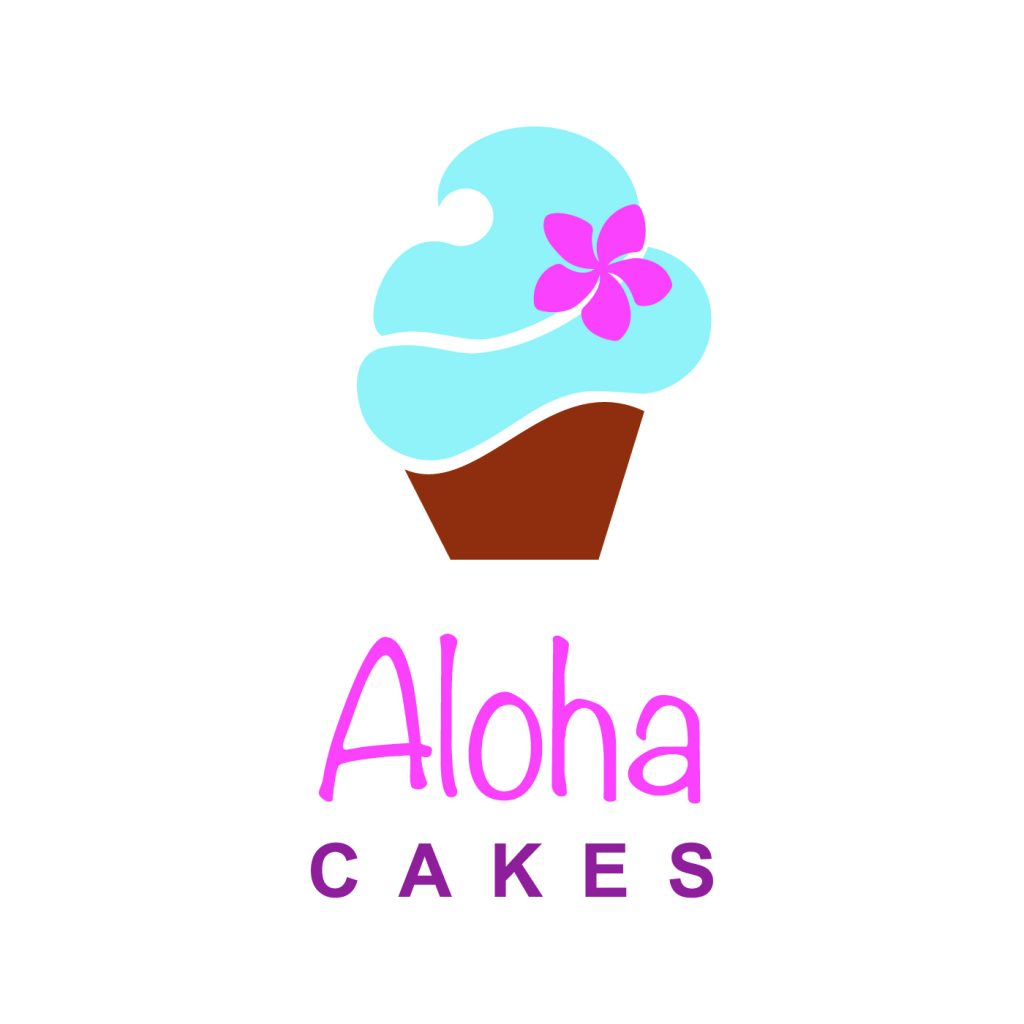 Aloha Cakes Logo